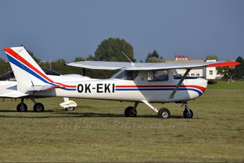 OK-EKI - Letov Air Flight Services Reims F150
