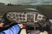 G-BBUF - Private Grumman American AA-5 Traveller aircraft