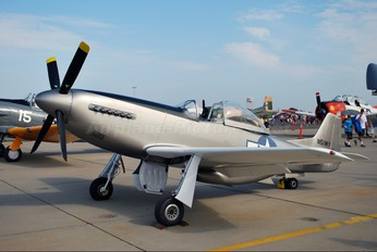 N51WY - Private Thunder Mustang