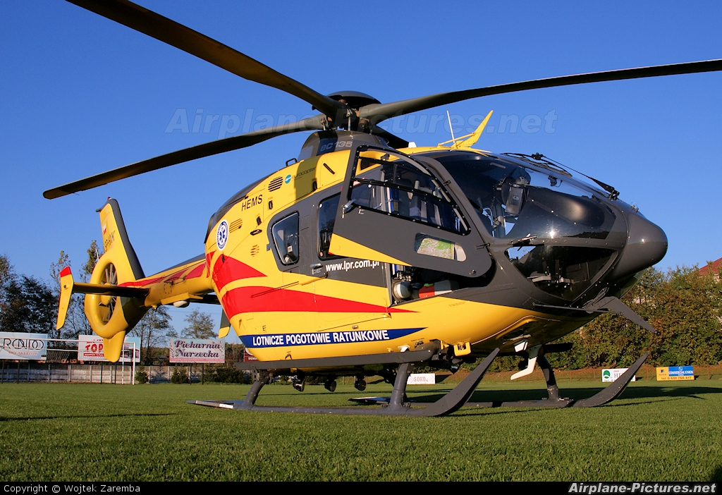 Polish Medical Air Rescue - Lotnicze Pogotowie Ratunkowe SP-HXK aircraft at Undisclosed location