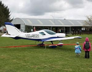 ZK-SXY - Private Piper Sport