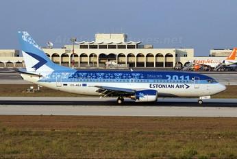ES-ABJ - Estonian Air Boeing 737-300