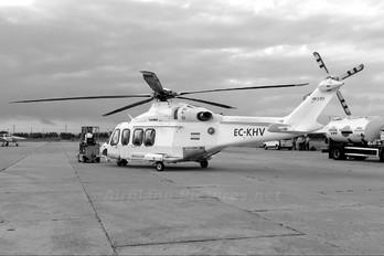 EC-KHV - INAER Agusta Westland AW139