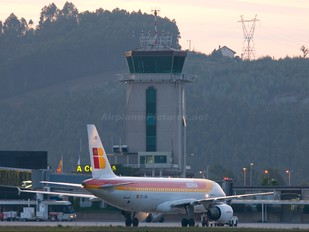 EC-JSB - Iberia Airbus A320