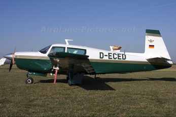 D-ECED - Private Mooney M20F