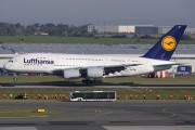 D-AIMF - Lufthansa Airbus A380 aircraft