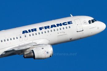 F-GFKQ - Air France Airbus A320