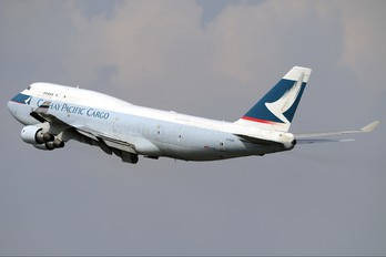 B-KAE - Cathay Pacific Cargo Boeing 747-400BCF, SF, BDSF