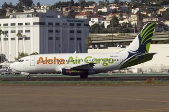 N826AL - Aloha Air Cargo Boeing 737-200F