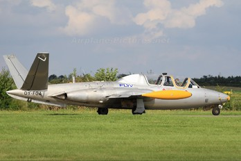 OY-FGA - Private Fouga CM-170 Magister