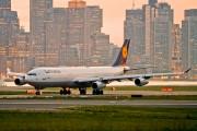 D-AIGK - Lufthansa Airbus A340-300 aircraft