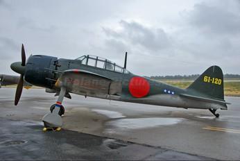 NX46770 - Chino Warbirds Mitsubishi A6M3 Zero