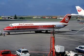 C-FTMU - Air Canada McDonnell Douglas DC-9
