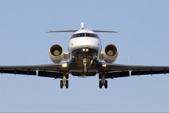 N200DE - Private Canadair CL-600 Challenger 600 series
