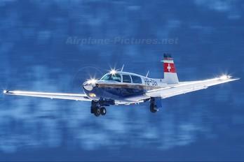 HB-DGI - Private Mooney M20K