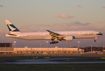 B-KPV - Cathay Pacific Boeing 777-300ER