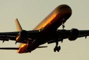 D-ALEC - DHL Cargo Boeing 757-200 aircraft