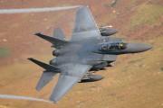 91-0301 - USA - Air Force McDonnell Douglas F-15E Strike Eagle aircraft