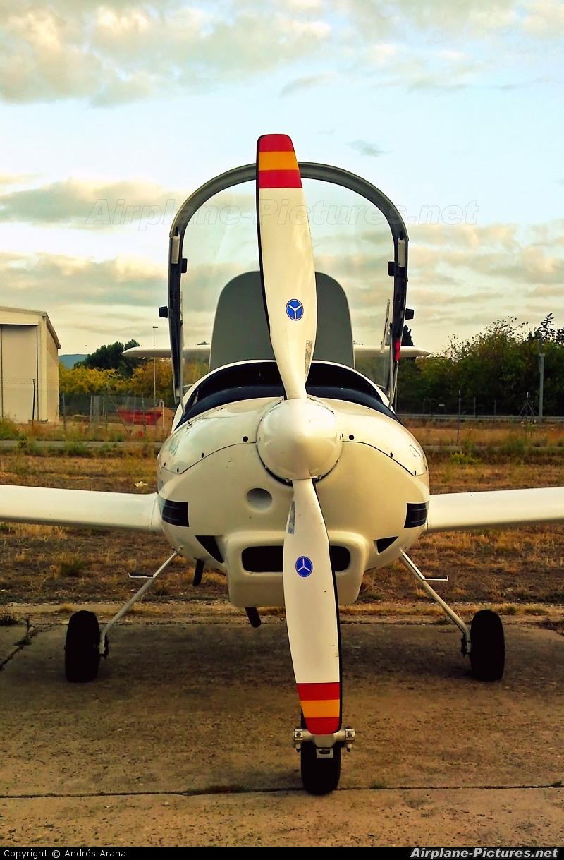Cesda EC-IIS aircraft at Reus