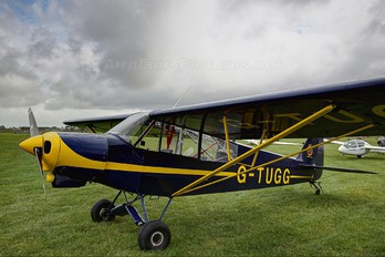 G-TUGG - Ulster Gliding Club Piper PA-18 Super Cub