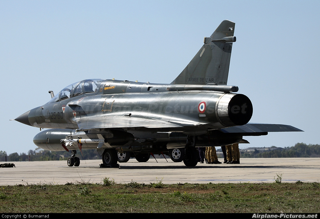 France - Air Force 371 aircraft at Malta Intl