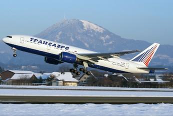 EI-UNR - Transaero Airlines Boeing 777-200ER