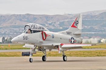 N518TA - Private Douglas TA-4J Skyhawk