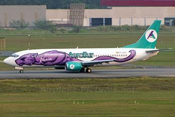 CP-2653 - Aerosur Boeing 737-400