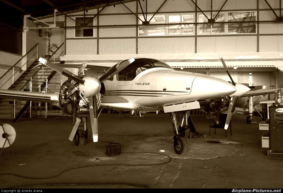 Cesda EC-KUK aircraft at Reus