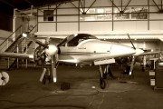 EC-KUK - Cesda Diamond DA 42 Twin Star aircraft