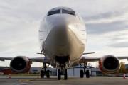 LN-BRE - SAS - Scandinavian Airlines Boeing 737-400 aircraft