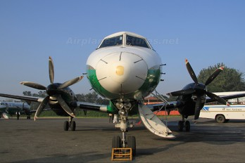 9N-AHV - Yeti Airlines Scottish Aviation Jetstream 41