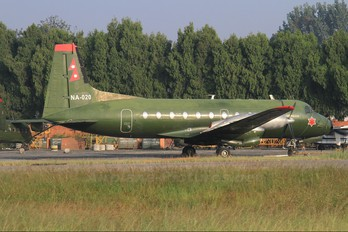 NA-020 - Nepal -  Army Hawker Siddeley HS.748