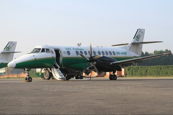 9N-AHW - Yeti Airlines Scottish Aviation Jetstream 41