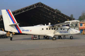 9N-ABU - Nepal Airlines de Havilland Canada DHC-6 Twin Otter