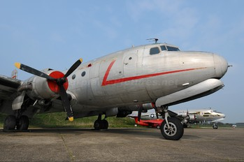 N31356 - Aces High Douglas DC-4
