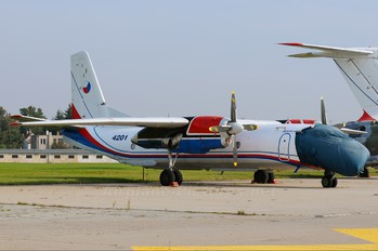 4201 - Czech - Air Force Antonov An-26 (all models)