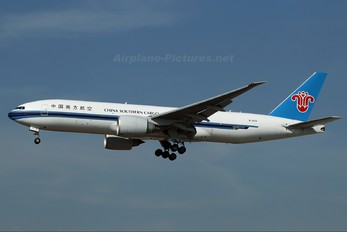 B-2071 - China Southern Airlines Cargo Boeing 777F