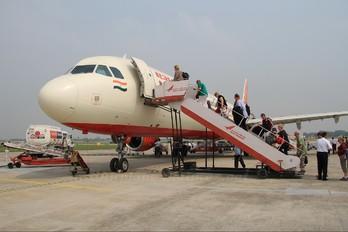 VT-PPI - Air India Airbus A321