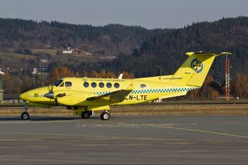 LN-LTE - Lufttransport Beechcraft 200 King Air