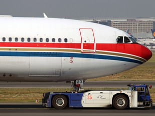 B-6123 - China Eastern Airlines Airbus A330-200