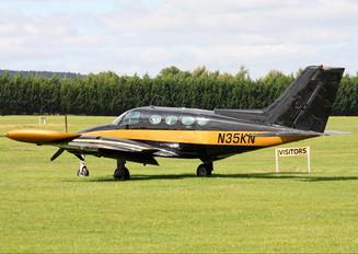 N35KN - Private Cessna 401