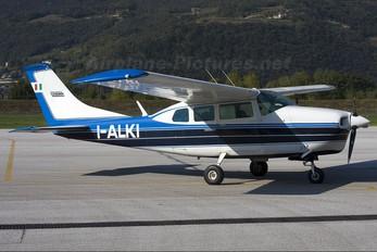 I-ALKI - Private Cessna 210 Centurion