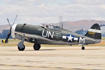 N3395G - Private Republic P-47G Thunderbolt