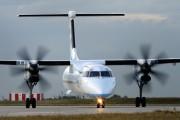 G-FLBD - Flybe de Havilland Canada DHC-8-400Q / Bombardier Q400 aircraft
