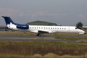 F-HBPE - Pan Europeenne Air Service Embraer ERJ-145