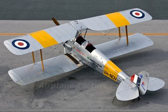 VH-NOV - Private de Havilland DH. 82 Tiger Moth