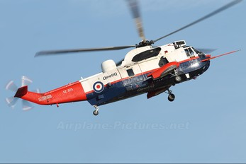 XZ575 - UK - QinetiQ Westland Sea King HU.5