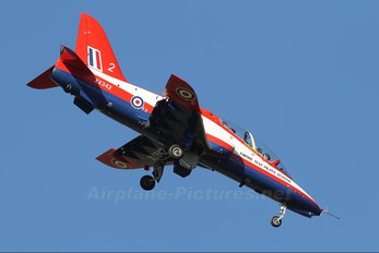 XX342 - Royal Air Force British Aerospace Hawk T.1/ 1A