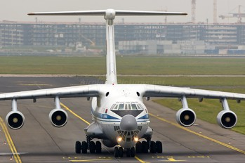 EW-304TH - Ruby Star Air Enterprise Ilyushin Il-76 (all models)